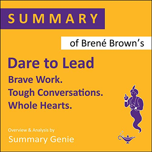 Summary of Brené Brown's Dare to Lead  By  cover art