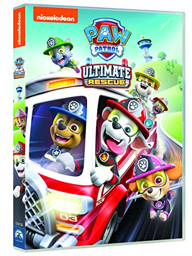 Paw Patrol 21: Ultimate rescue [DVD]
