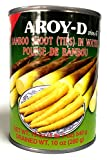 Bamboo Shoot Tip (Aroy-d) [Pack of 1]