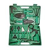 Gardening Tools Set,14 Pieces Stainless Steel Garden Hand Tool, Garden Tools Set...