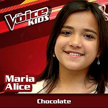 Chocolate (Ao Vivo / The Voice Brasil Kids 2017)