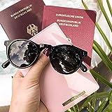 Zoom IMG-1 carfia retro rotondi occhiali da