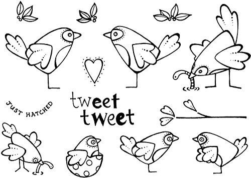Crafty Impressions A6 Cathie Shuttleworth d. Just Tweet sprocket