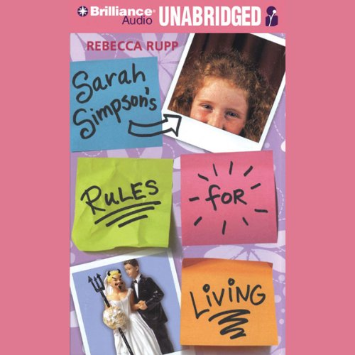 Sarah Simpson's Rules for Living cover art