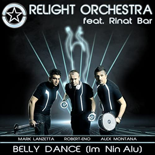 Relight Orchestra feat. Rinat Bar