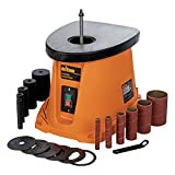 Triton 516693 - Lijadora de husillo oscilante 450 W (TSPS450)