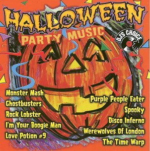 DJ's Choice Halloween Party