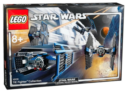 LEGO 10131 parallel Import Goods Star Wars Tie Collection (Japan Import)
