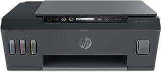 HP Smart Tank 515 Printer & HP 1TJ09A Smart Tank 515 Wireless, Print, Scan, Copy, All In One Printer - Black