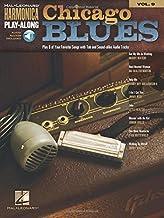 Chicago Blues - Harmonica Play-Along Volume 9 Book/Ao (Diatonic Harmonica)