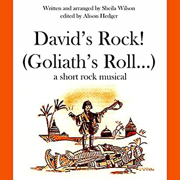 David's Rock! (Goliath's Roll...)