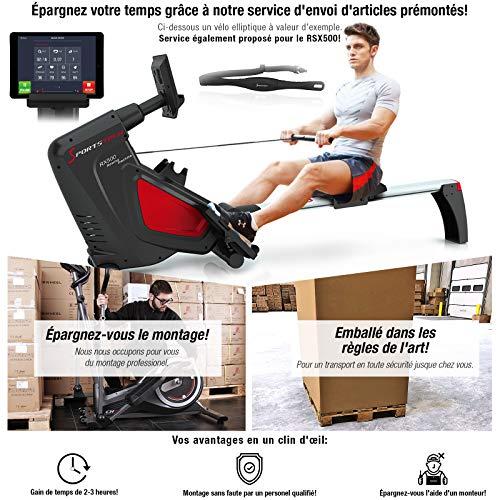 Sportstech Rameur RSX500
