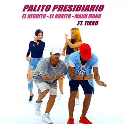 El Negrito, El Kokito & Manu Manu feat. Tikko