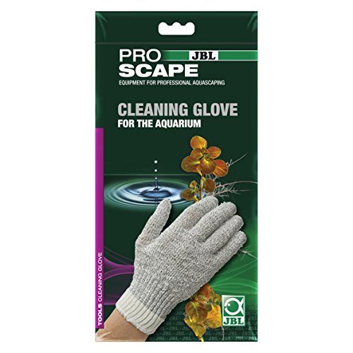 JBL ProScape Cleaning Glove 61379, Aquarien-Handschuh zur Reinigung
