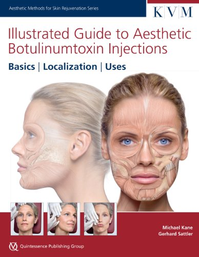 Illustrated Guide to Aesthetic Botulinum Toxin Injections: Basics, Localization, Uses (Aesthetic Methods for Skin Rejuvenation Series)