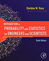 Introduction to Probability and Statistics for Engineers and Scientists, 6th Edition Front Cover