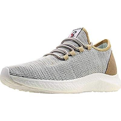 BenSorts Men's Tennis Shoes Comfortable Wal...