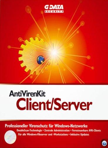 AntiVirenKit Client/Server 10 Platz