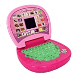 iChoice™ Educational Learning Laptop for Kids with LED Display, Alphabet ABC and 123