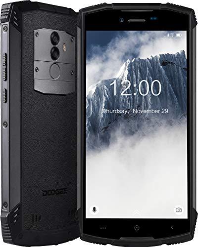 Movil Resistente DOOGEE S55 Smartphone Al Aire Libre Robusto