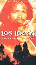 Los Locos: Posse Rides Again VHS