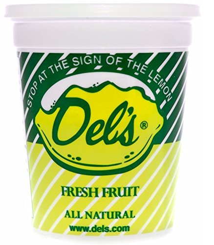 Del's Lemonade excellence All Natural Max 58% OFF Gift Packs with 8 Bundle
