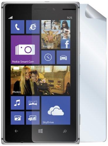 Celly Pellicola Protettiva per Nokia Lumia 925, Trasparente