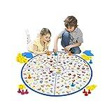 YIJIN Detektiv Lernspielzeug, Brettspiele Für Kinder, Spielzeug Für Die Frühe Bildung,...
