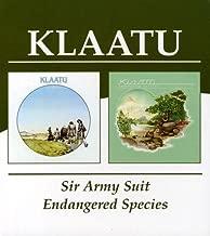 Sir Army Suit / Endangered Species by Klaatu (2006-02-13)