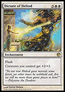 Magic: the Gathering - Dictate of Heliod - Journey into Nyx