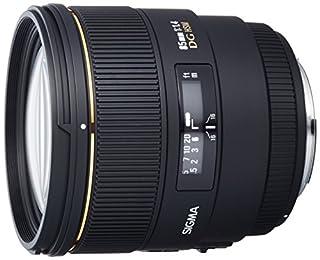 Sigma 85mm f/1.4 EX DG HSM Large Aperture Medium Telephoto Prime Lens for Canon Digital SLR Cameras (B003NSC2WU)   Amazon price tracker / tracking, Amazon price history charts, Amazon price watches, Amazon price drop alerts