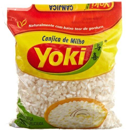 Canjica milho branca - Yoki - 500gr