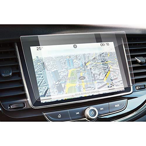 CDEFG für Opel Mokka X Auto Navigation Glas Schutzfolie 9H Kratzfest Anti-Fingerprint 8 Zoll GPS Transparent Displayschutzfolie
