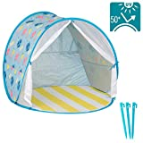 Babymoov Anti-UV Tent | UPF 50+ Pop Up Sun Shelter for Toddlers