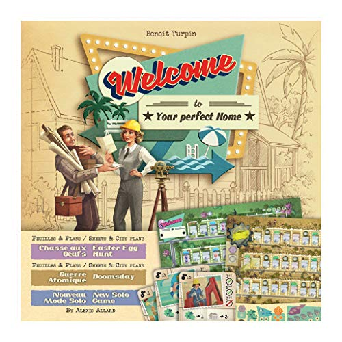 Welcome to Your Perfect Home Board Game