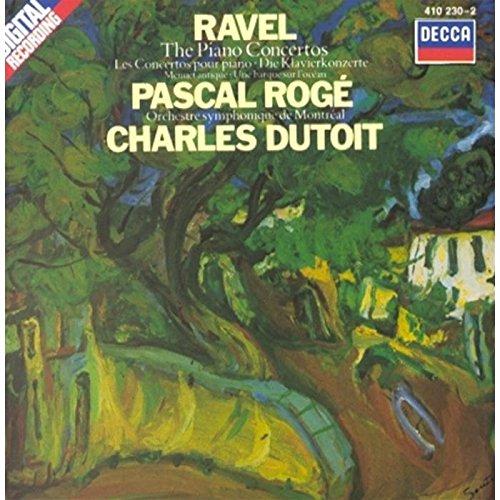 Ravel;Piano Concertos