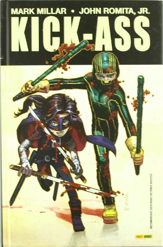Kick-Ass (Novela Grafiaca Kick Ass)