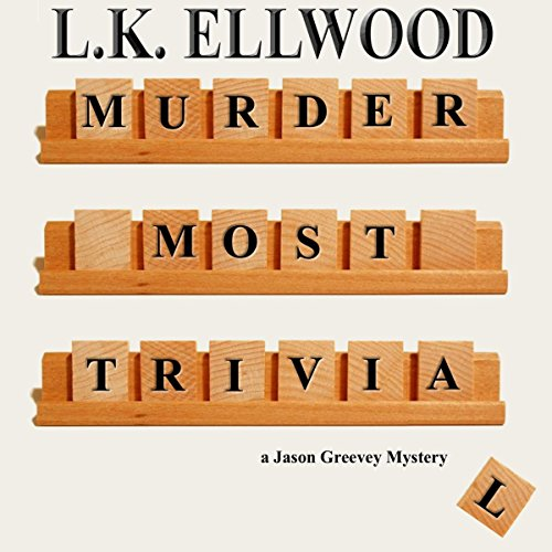 Murder Most Trivial audiobook cover art