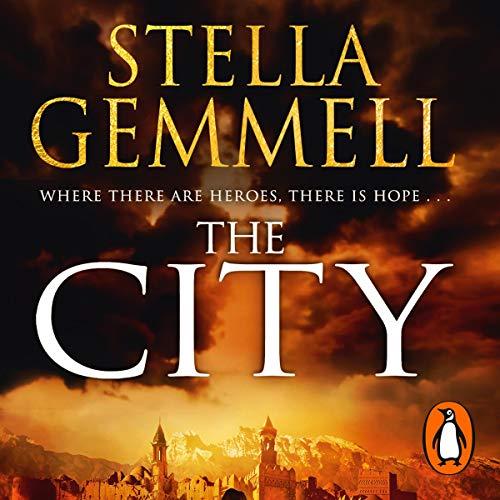 The City - Volume 2 Titelbild