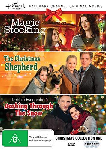 Hallmark Christmas Collection 1: Magic Stocking / The ChristmasShepherd / Dashing Through The Snow [NTSC/0]