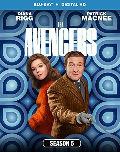 Avengers: Season 5 [Blu-ray + Digital HD]