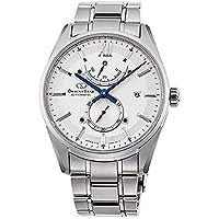 [オリエント時計] オリエントスター 腕時計 機械式(自動巻き 手巻付き) RK-HK0001S メンズ シルバー