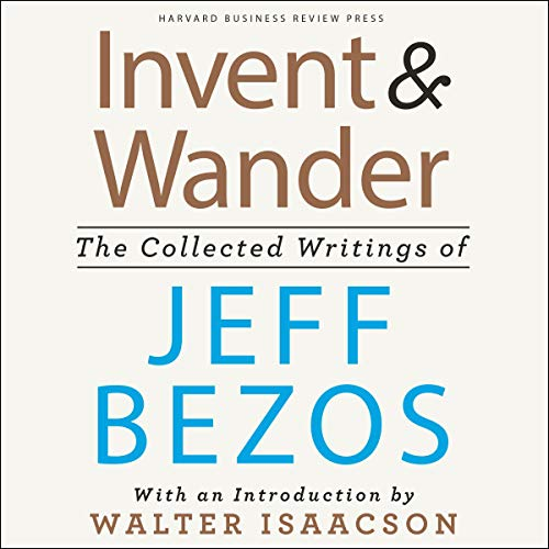 Invent and Wander cover art