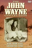 Man From Utah & Sagebrush Trail [DVD]