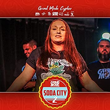 Grind Mode Cypher Soda City 2