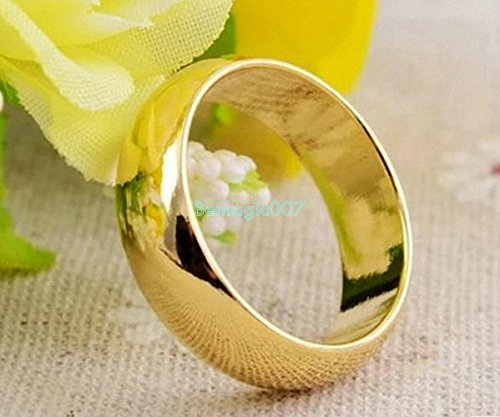 G2 Gold Wizard PK Ring Magnetic Ring (available at 18,19,20mm) - Magic Accessories
