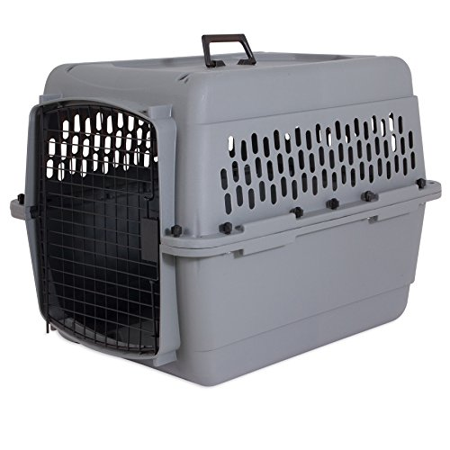 """Aspen Pet Traditional Kennel, 28"""", for Dogs 20-30 Lbs, Model Number: 41300"""