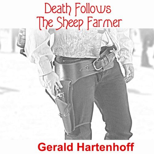 Death Follows the Sheep Farmer audiobook cover art