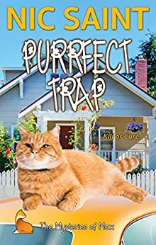 Purrfect Trap (The Mysteries of Max Book 15) by [Nic Saint]