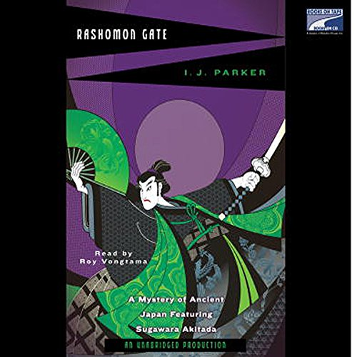 Rashomon Gate audiobook cover art